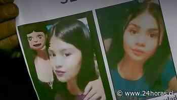 Familia busca intensamente a niña de 15 años en San Bernardo: cámara la captó minutos antes de desaparecer - 24Horas.cl