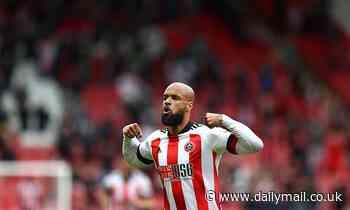 Sheffield United 1-0 Burnley: Clarets rue Nick Pope absence as David McGoldrick scores stunner