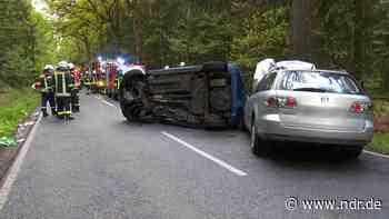 Drei Schwerverletzte nach Unfall auf L191 bei Walsrode - NDR.de