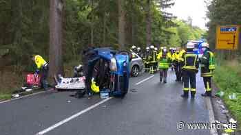 Walsrode: Drei Schwerverletzte nach Unfall auf L191 - NDR.de