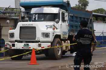 Mujer muere arrollada por un camión volquete en Pacora - Mi Diario Panamá