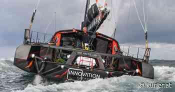 Rekordversuch: In 84 Tagen alleine um die Welt segeln - KURIER