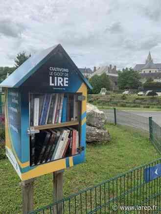 Les boîtes à livres sont à nouveau accessibles - La République du Centre