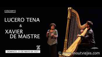 Las castañuelas de Lucero Tena en concierto en el Teatro de la Zarzuela - Revista Inout Viajes