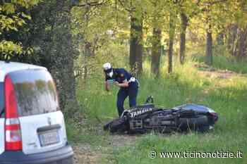 Inveruno: scontro auto moto, 41enne in codice rosso al Niguarda - Ticino Notizie