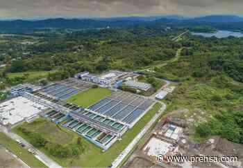 Potabilizadora de Chilibre ya opera a un 100% de su capacidad - La Prensa Panamá