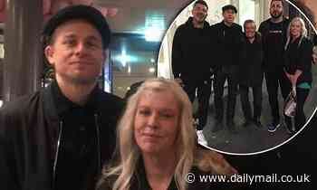 Sons of Anarchy star Charlie Hunnam mingles with the locals in Melbourne - Daily Mail