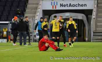 Pokal-Halbfinale: Alemannia siegt gegen den FC Wegberg-Beeck - Aachener Zeitung
