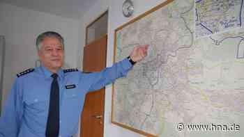 Wolfgang Gimmnich ist der neue Leiter des Polizeireviers Nord in Vellmar - HNA.de