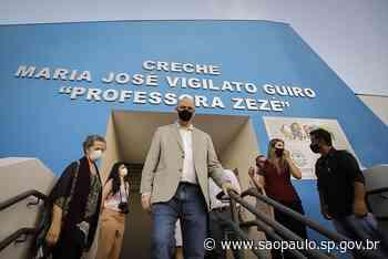 Governo de SP entrega Creche Escola na região de Adamantina - Portal do Governo do Estado de São Paulo