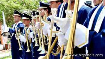 Banda Marcial de Adamantina retorna com atividades presenciais - Siga Mais