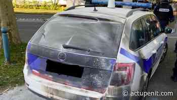 Seine-et-Marne : Les policiers pris à partie à Torcy, un individu met le feu à leur véhicule - ACTU Pénitentiaire