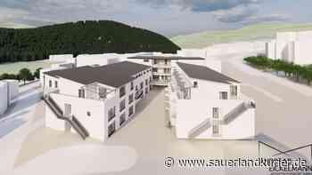 Hospiz zur heiligen Elisabeth in Lennestadt Altenhundem stellt Umbaupläne vor - sauerlandkurier.de