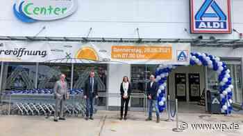 Lennestadt: Aldi im Hundem-Lenne-Center wieder geöffnet - WP News
