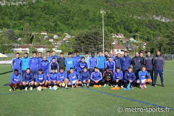 Le groupe seniors s'est réuni à Annecy-le-Vieux - Metro-Sports - Métro-Sports