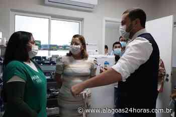 HRN Porto Calvo será porta aberta para atender pacientes com outras enfermidades - Alagoas 24 Horas