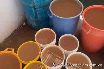 Impiden una protesta en El Tocuyo por falta de agua - La Prensa de Lara