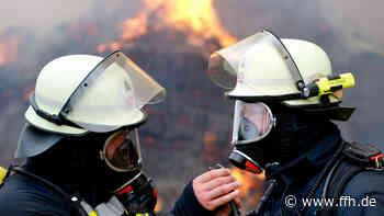 Feuer zerstört Halle und Maschinen in Birkenau - HIT RADIO FFH