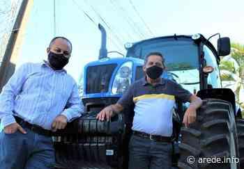 Ortigueira fomenta a agricultura local com novos equipamentos - ARede