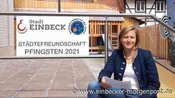 Stadt Einbeck sendet Pfingstgrüße nach Thiais - Einbecker Morgenpost