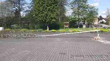 Hammelburg Altlandkreis Hammelburg: Wer hat die Maibäume gefällt? - Main-Post