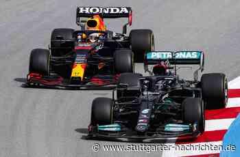Strategiespiele in Monaco - Warum Mathematik in der Formel 1 wichtig ist - Stuttgarter Nachrichten