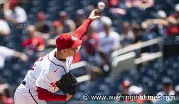 Nationals sweep Orioles, trusting Daniel Hudson, Brad Hand again in relief