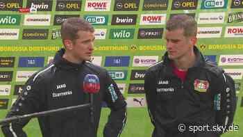 Bayer 04 Leverkusen Video: Botschaft von Lars Bender - Sky Sport