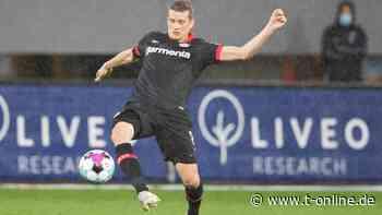 Bayer Leverkusen - Wolf: Einsatz von Lars Bender vor Karriereende offen - t-online.de