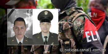 Ataque del Eln en Anorí dejó a un policía muerto y a otro más herido - Canal 1