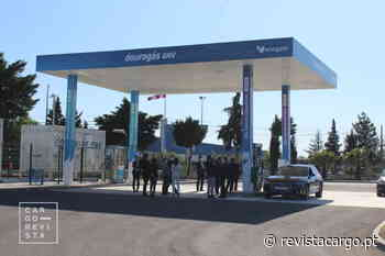 Dourogás inaugurou um novo posto de abastecimento de gás natural em Palmela - Revista Cargo