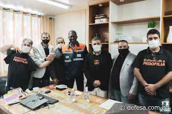 Prefeito recebe a visita do deputado federal Professor Joziel – Casimiro de Abreu - Defesa - Agência de Notícias