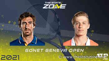 2021 Geneva Open Semi-Final – Pablo Cuevas vs Denis Shapovalov Preview & Prediction - The Stats Zone