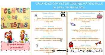 FLORENSAC - Inscriptions pour le centre de loisirs ouvertes depuis le 1er février - Hérault-Tribune