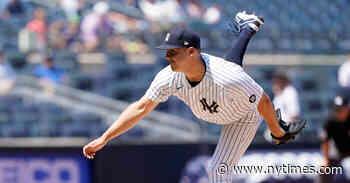 Yankees Sweep White Sox With Walk-Off Walk