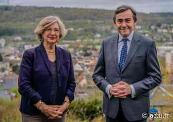 Canton de Mont-Saint-Aignan. Bertrand Bellanger et Catherine Flavigny : le binôme repart - 76actu