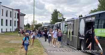 Großes Interesse am St.-Michael-Gymnasium in Monschau - Aachener Nachrichten