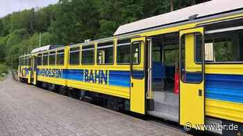 Wendelstein: Zahnradbahn darf, Seilbahn darf wegen Corona nicht - BR24