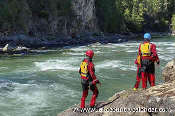 3 kayakers rescued near Lumby – Lake Country Calendar - Lake Country Calendar