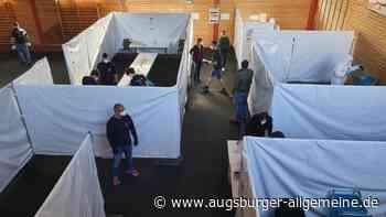 In Affing gibt es jetzt Corona-Schnelltests in der Mehrzweckhalle - Augsburger Allgemeine
