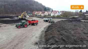 Der Haushalt steht und fällt mit den Bauplätzen vom Weberanger - Augsburger Allgemeine