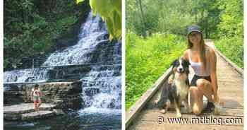 This Quebec Park Has A Hidden 10-m-High Waterfall & It's THE Spot To Discover This Summer - MTL Blog