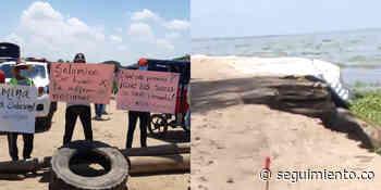 Estos son los compromisos adquiridos frente a la erosión costera en Salamina - Seguimiento.co