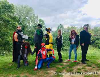 Fornacette set dello spot in costume per Avis - Qui News Valdera