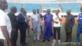 Lokoja Confluence Stadium Wears Facelift, Contractor Swings Into Action - LEADERSHIP NEWS