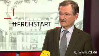 """Alterspräsident Solms (FDP): """"Wir wollen, dass das Gesetz scheitert"""" - RTL Online"""