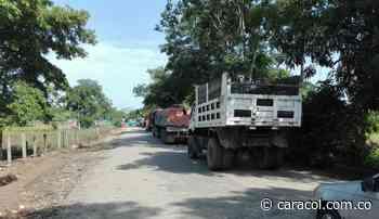 Comerciantes de Tibú en crisis por bloqueos viales - Caracol Radio