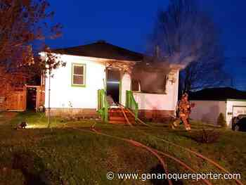 No injuries in Petawawa house fire Monday evening - Gananoque Reporter