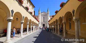 Los lugares santos que testimonian la vida de Santa Rita en Casia - Aleteia ES