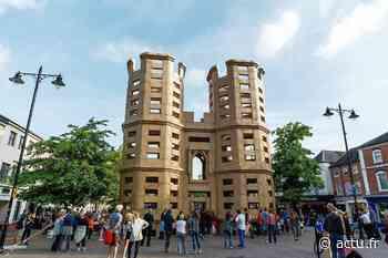 Essonne. À Ris-Orangis, trois tours en carton de 16 mètres de haut vont êtres construites ce week-end - actu.fr